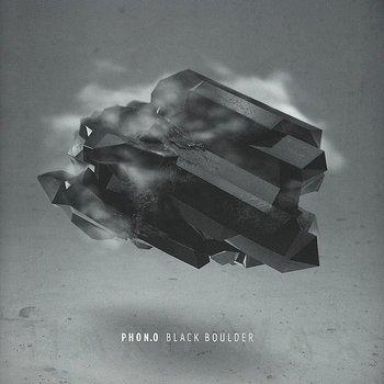 Cover art - Phon.o: Black Boulder