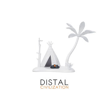 Cover art - Distal: Civilization