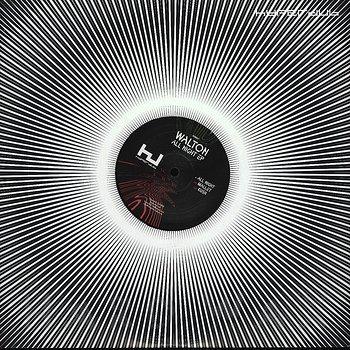 Cover art - Walton: All Night EP