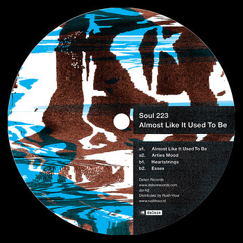 Cover art - Soul 223: Almost Like It Used To Be
