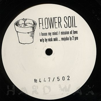 Cover art - Nick Solé: Flower Soil
