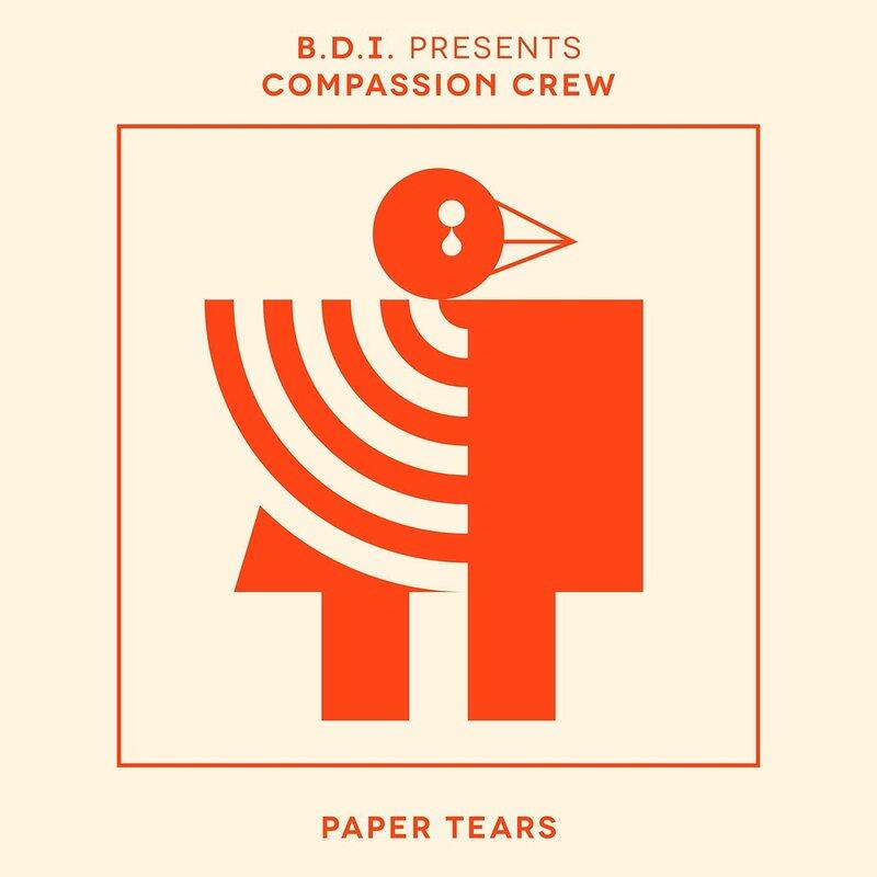 Cover art - B.D.I.: Paper Tears