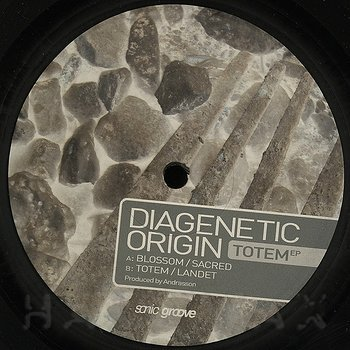 Cover art - Diagenetic Origin: Totem EP