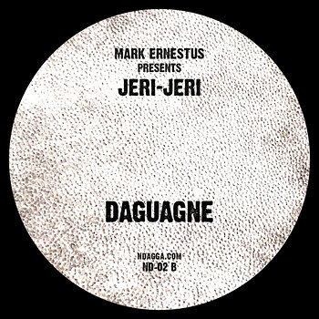 Cover art - Mark Ernestus presents Jeri-Jeri: Xale