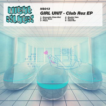 Cover art - Girl Unit: Club Rez