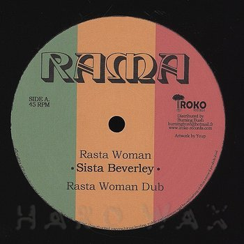 Cover art - Sista Beverley: Rasta Woman