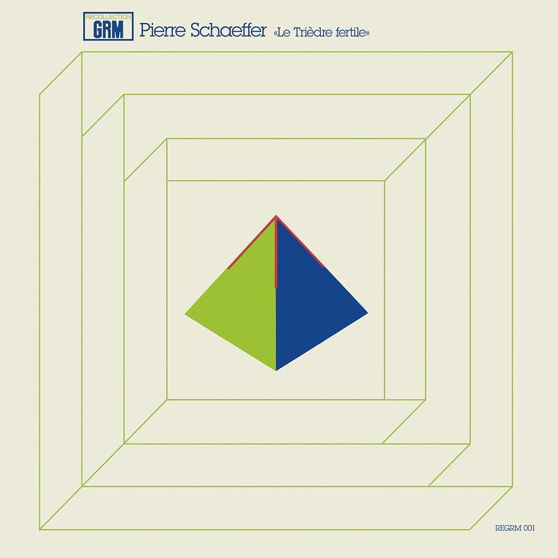 Cover art - Pierre Schaeffer: Le Trièdre Fertile