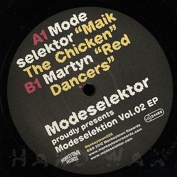 Cover art - Various Artists: Modeselektor Proudly Presents Modeselektion Vol. 02 - Sampler