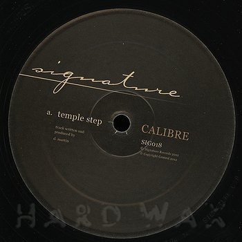 Cover art - Calibre: Temple Step