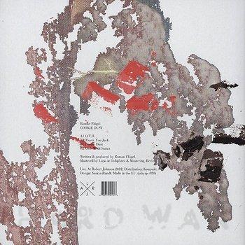 Cover art - Roman Flügel: Cookie Dust