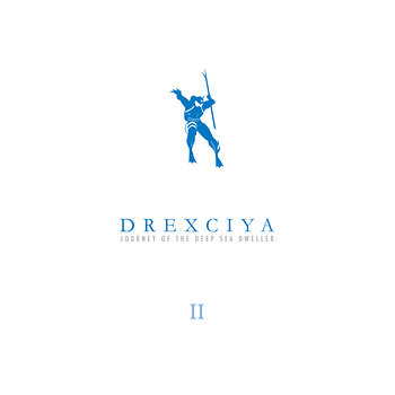 Cover art - Drexciya: Journey Of The Deep Sea Dweller II