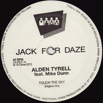 Cover art - Alden Tyrell ft Mike Dunn: Touch The Sky