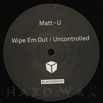 Cover art - Matt-U: Wipe Em Out