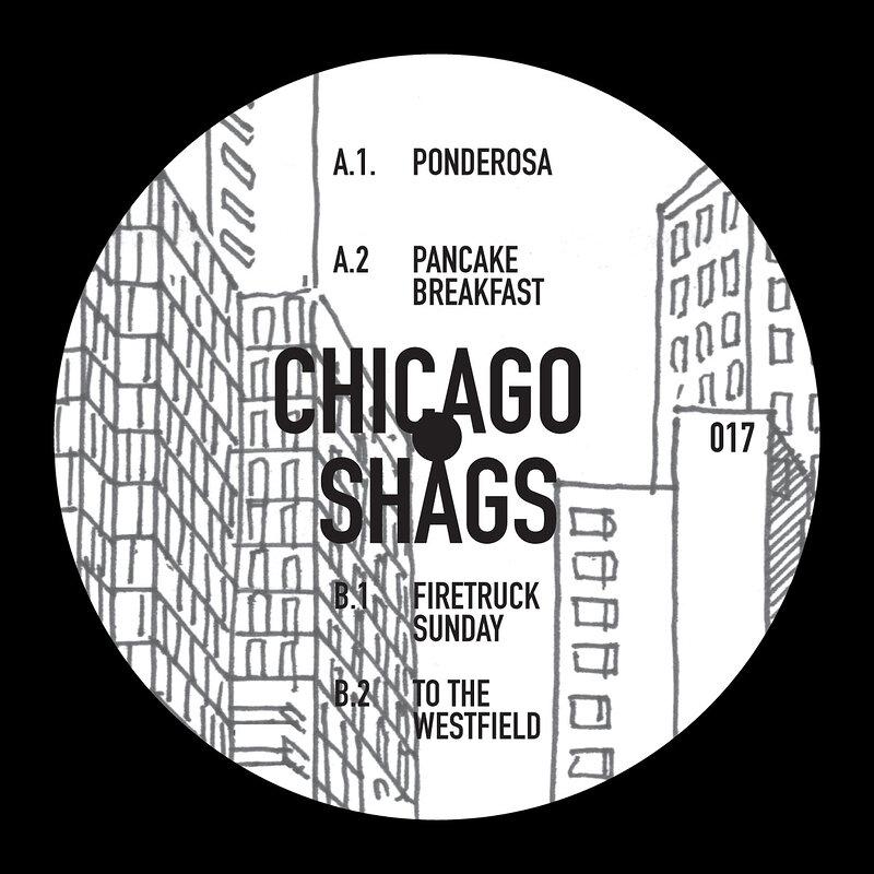 Cover art - Chicago Shags: The Family Album