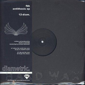 Cover art - FBK: Antithesis EP