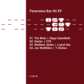 Cover art - Various Artists: Panorama Bar 04 12""