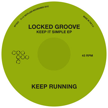 Cover art - Locked Groove: Keep It Simple EP
