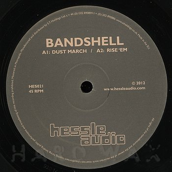 Cover art - Bandshell: Dust March
