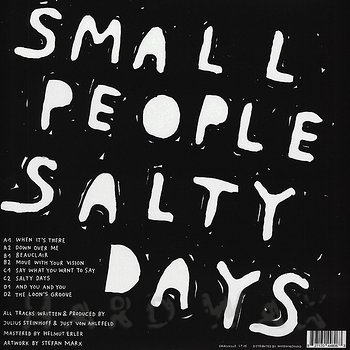 Cover art - Smallpeople: Salty Days