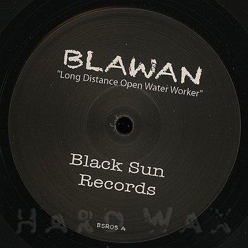 Cover art - Blawan: Long Distance Open Water Worker