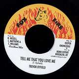 Cover art - Trevor Byfield: Tell Me That You Love Me