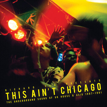 Cover art - Various Artists: This Ain't Chicago