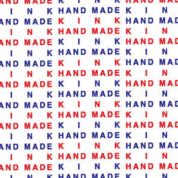 Cover art - Kink: Hand Made