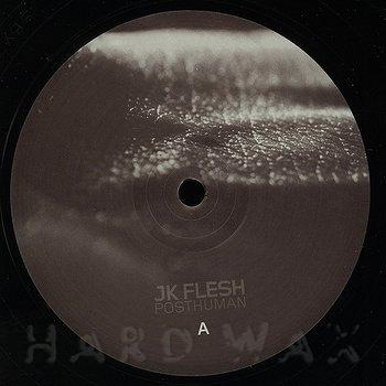 Cover art - JK Flesh: Posthuman