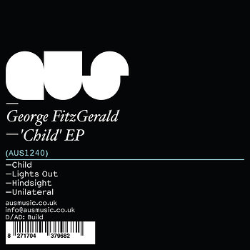 Cover art - George Fitzgerald: Child EP