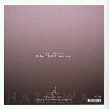Cover art - Jon Convex: Idoru EP 1