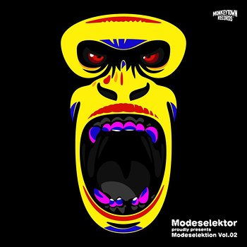 Cover art - Various Artists: Modeselektor Proudly Presents Modeselektion Vol. 02