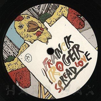 Cover art - Franck Roger: Spread Love
