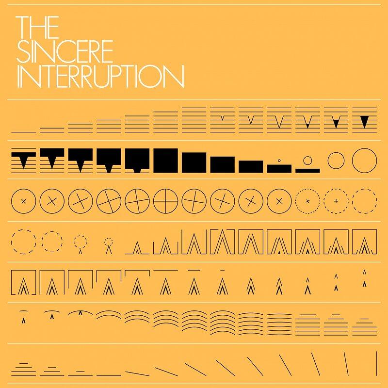 Cover art - Eric Lanham: The Sincere Interruption