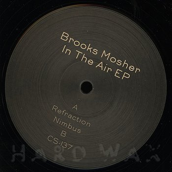 Cover art - Brooks Mosher: In The Air EP
