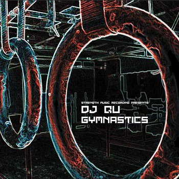 Cover art - DJ Qu: Gymnastic