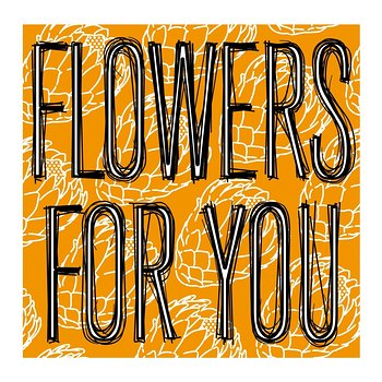 Cover art - Nick Solé: Flowers For You