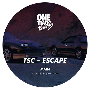Cover art - TSC: Escape
