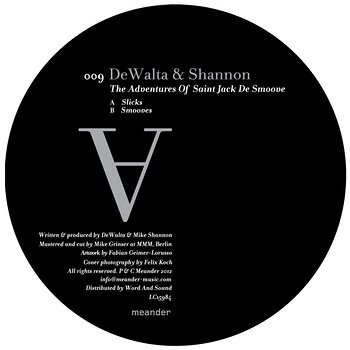 Cover art - Dewalta & Shannon: The Adventures Of Saint Jack De Smoove