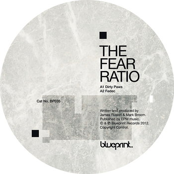 Cover art - The Fear Ratio: Skana