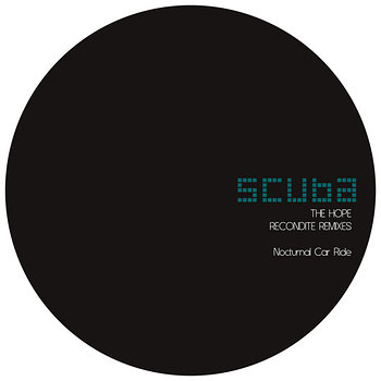 Cover art - Scuba: The Hope (Recondite Remixes)