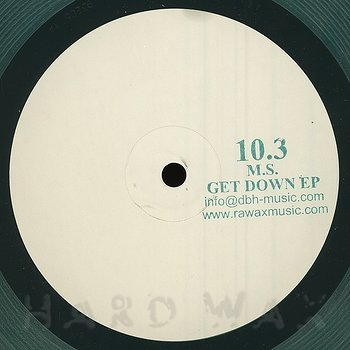 Cover art - M.S.: Get Down EP