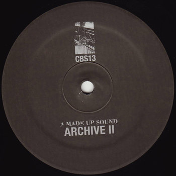 Cover art - A Made Up Sound: Archive II