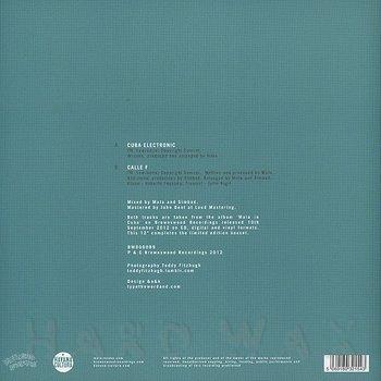 Cover art - Mala: Cuba Electronic
