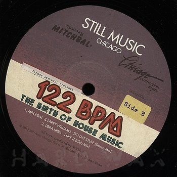 Various artists 122 bpm the birth of house music for House music bpm