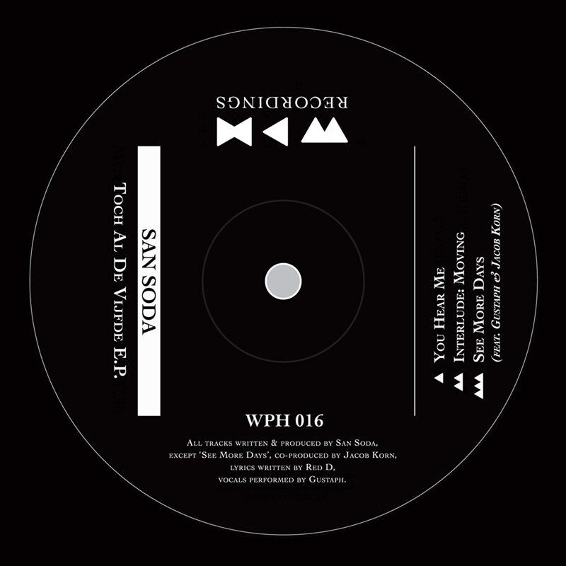 Cover art - San Soda: Toch Al De Vijfde EP