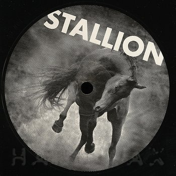 Cover art - Stallion: Stallion 001