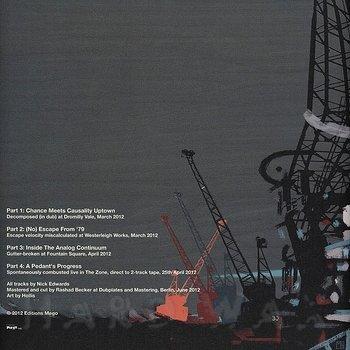 Cover art - Nick Edwards: Plekzationz