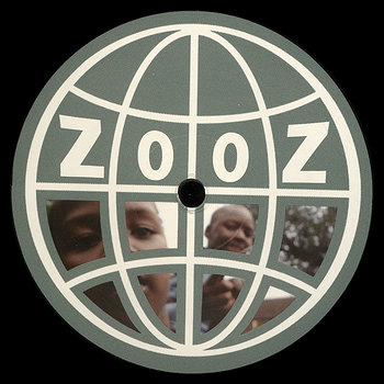 Cover art - Mary Boyoi: Zooz