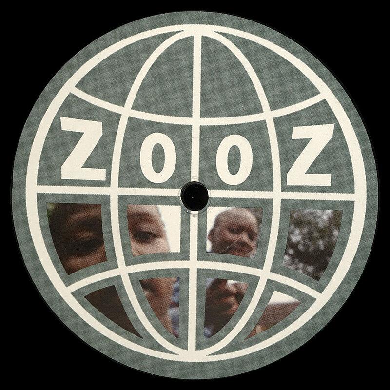 Cover art - Mary Boyoi: Zooz