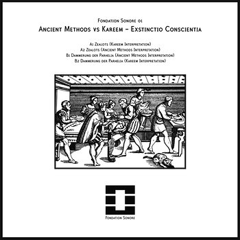 Cover art - Ancient Methods vs. Kareem: Exstinctio Conscientia